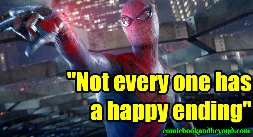 The Amazing Spider-Man Best Quotes