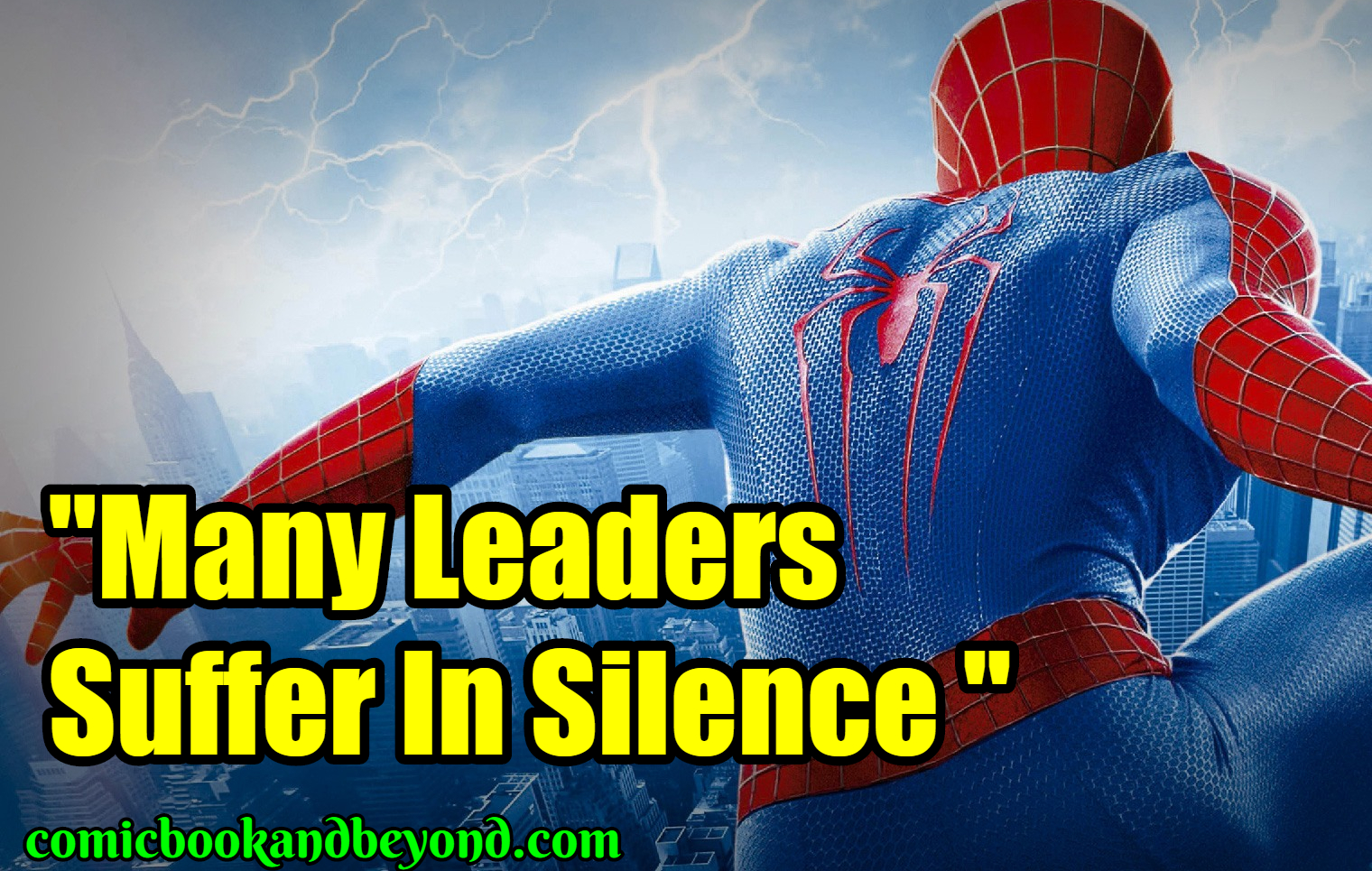 The Amazing Spider-Man2 Best Quotes