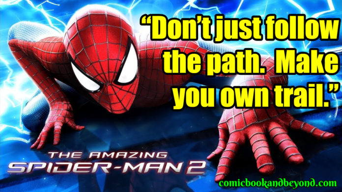 The Amazing Spider-Man2 Quotes