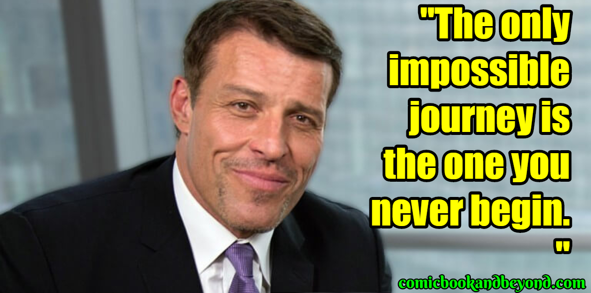 Tony Robbins Best Quotes