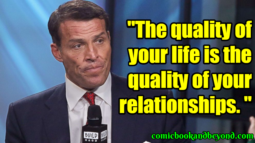 Tony Robbins Sayings