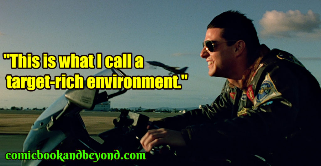 100+ Top Gun Quotes From The Best Hot Shot Aviation Action