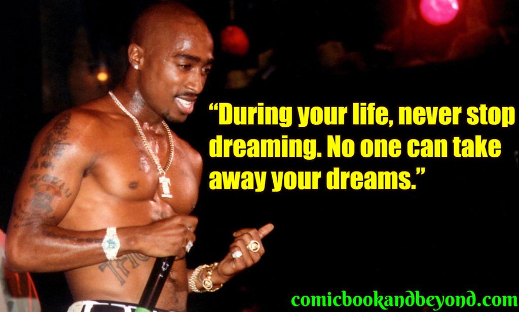 Tupac famous quotes