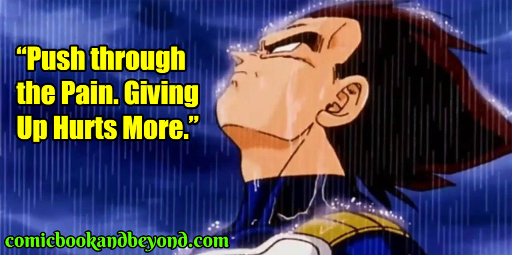 Vegeta popular quotes