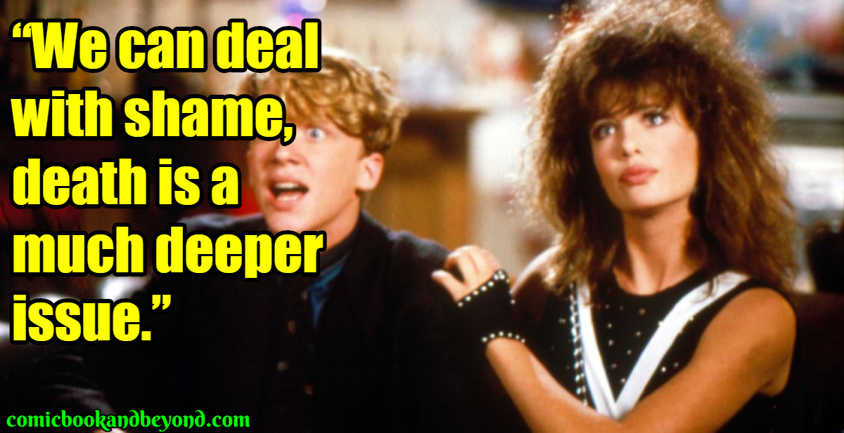 Weird Science Best Quotes