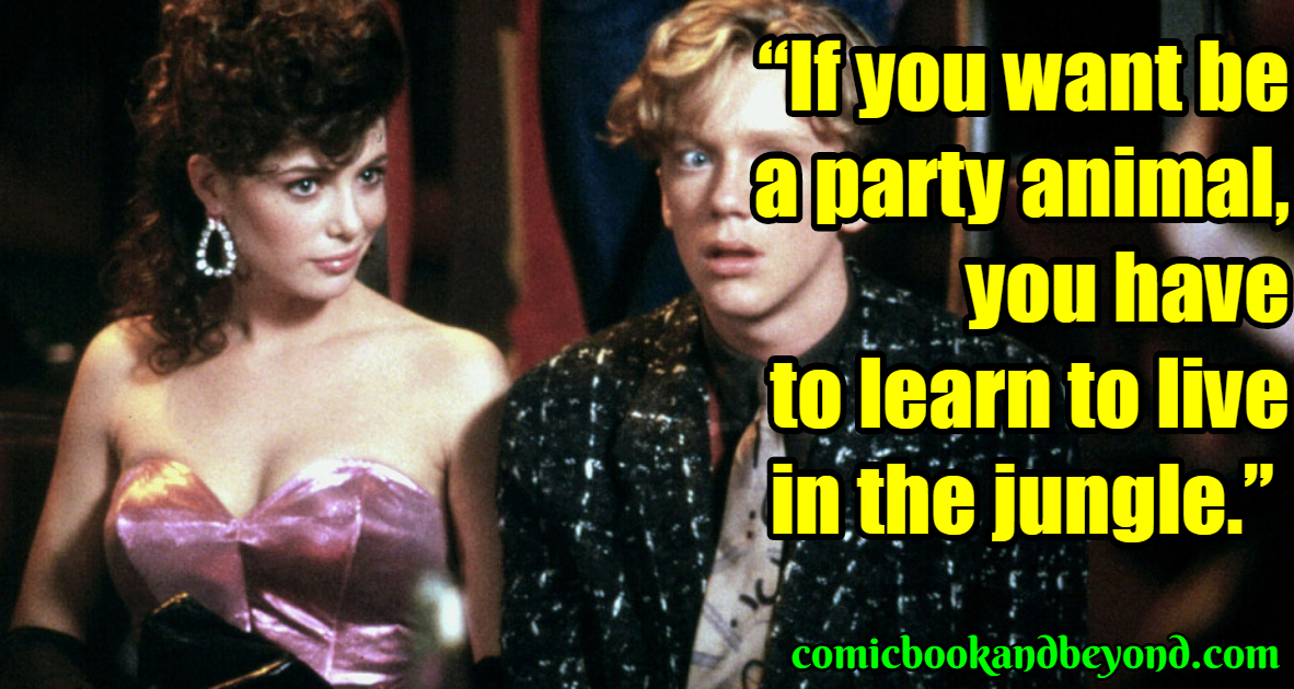 Weird Science Popular Quotes