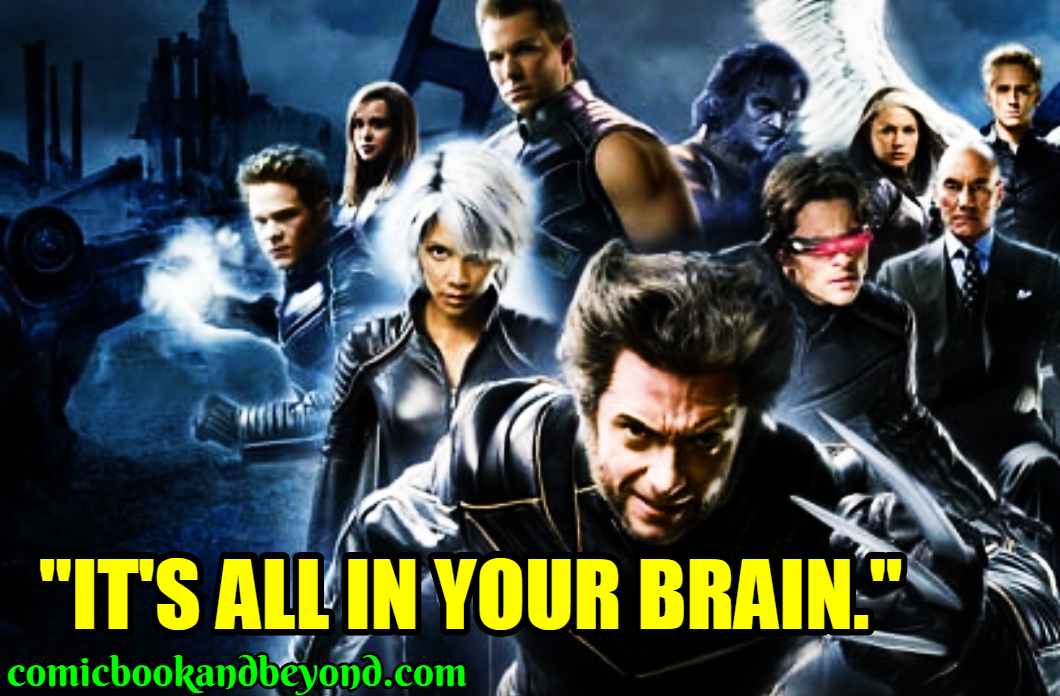 X-Men The Last Stand Famous Quotes