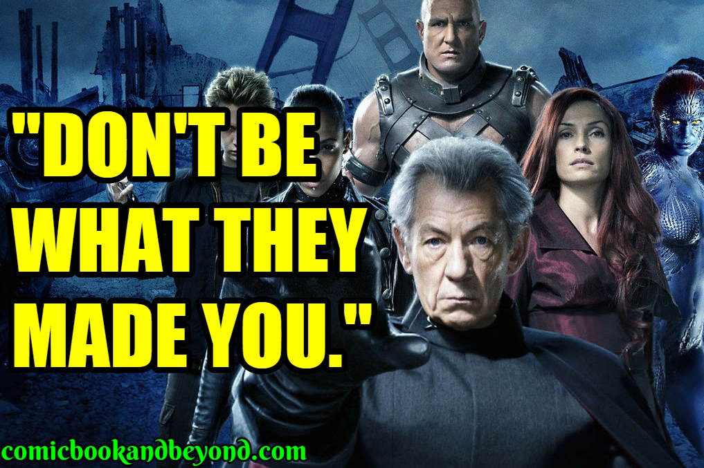 X-Men The Last Stand Quotes