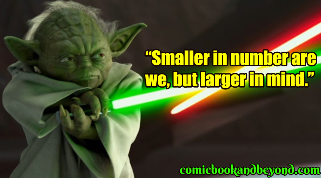 Yoda best quotes