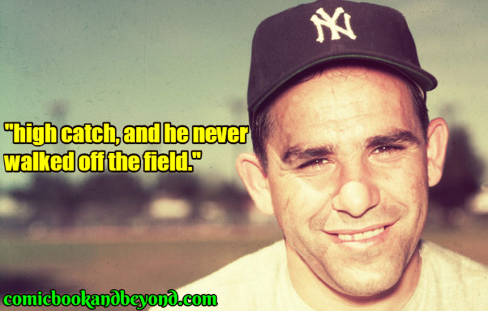 Yogi berra best quotes