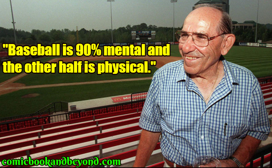 Yogi berra saying