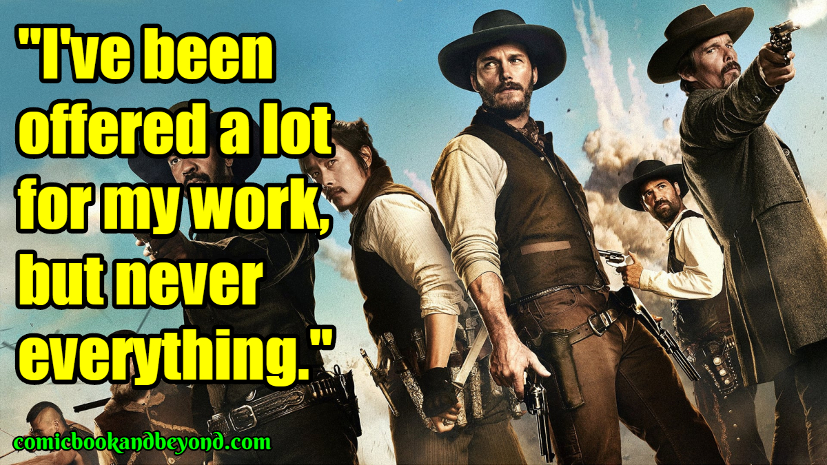 The Magnificent Seven Best Quotes