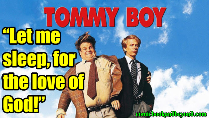 Tommy Boy Popular Quotes