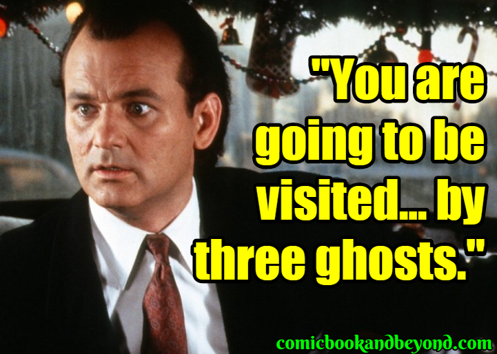 Scrooged Sayings