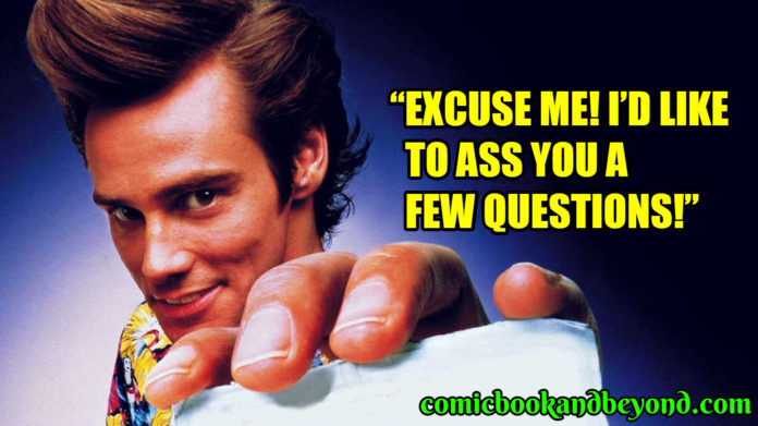 Ace Ventura Pet Detective popular quotes