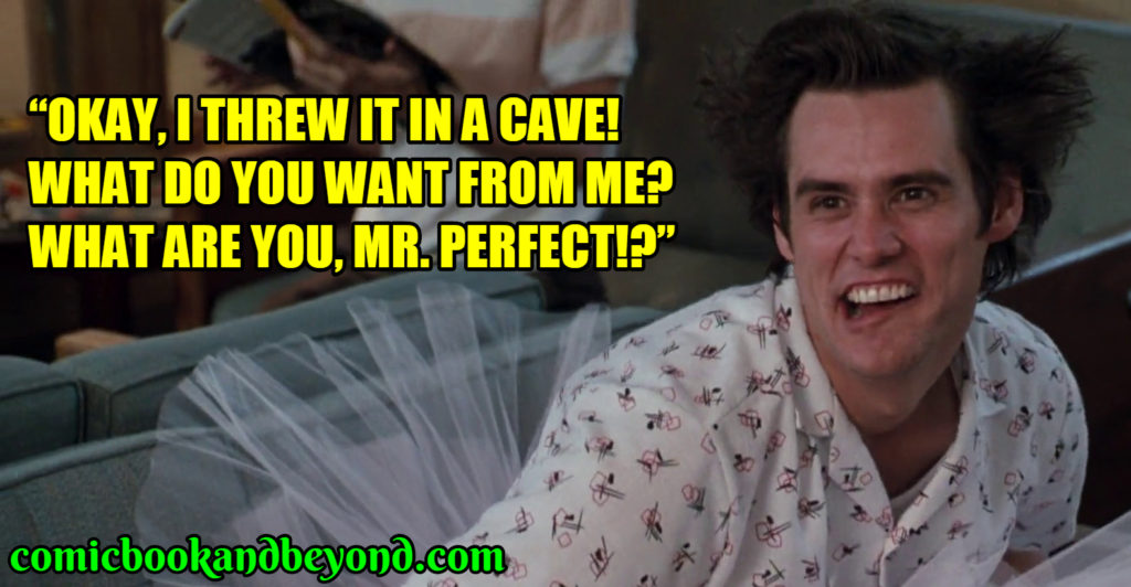 Ace Ventura Pet Detective quotes