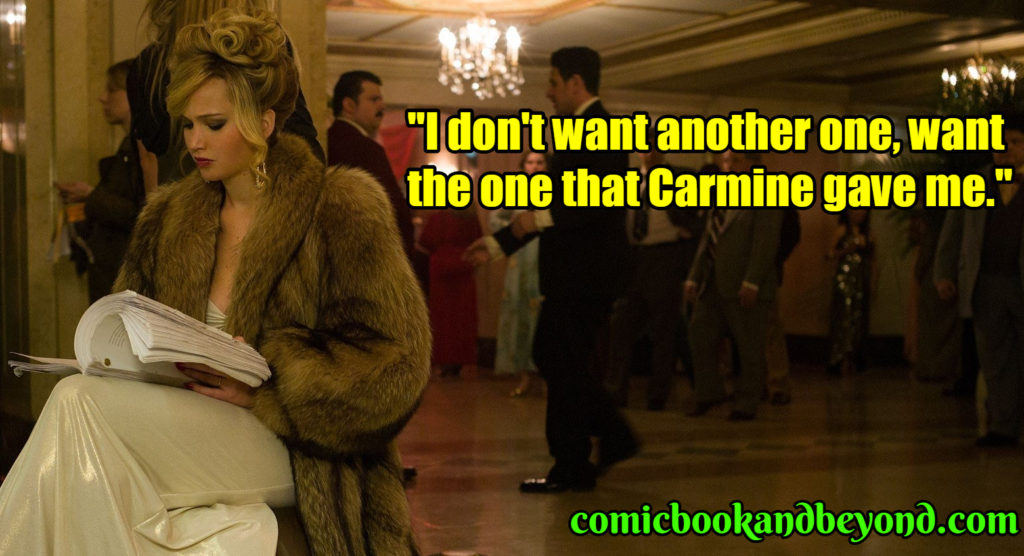American Hustle best quotes