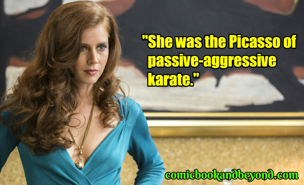 American Hustle famous quotes