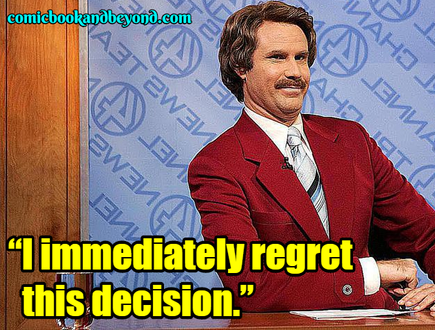 Anchorman The Legend of Ron Burgundy famous Quotes