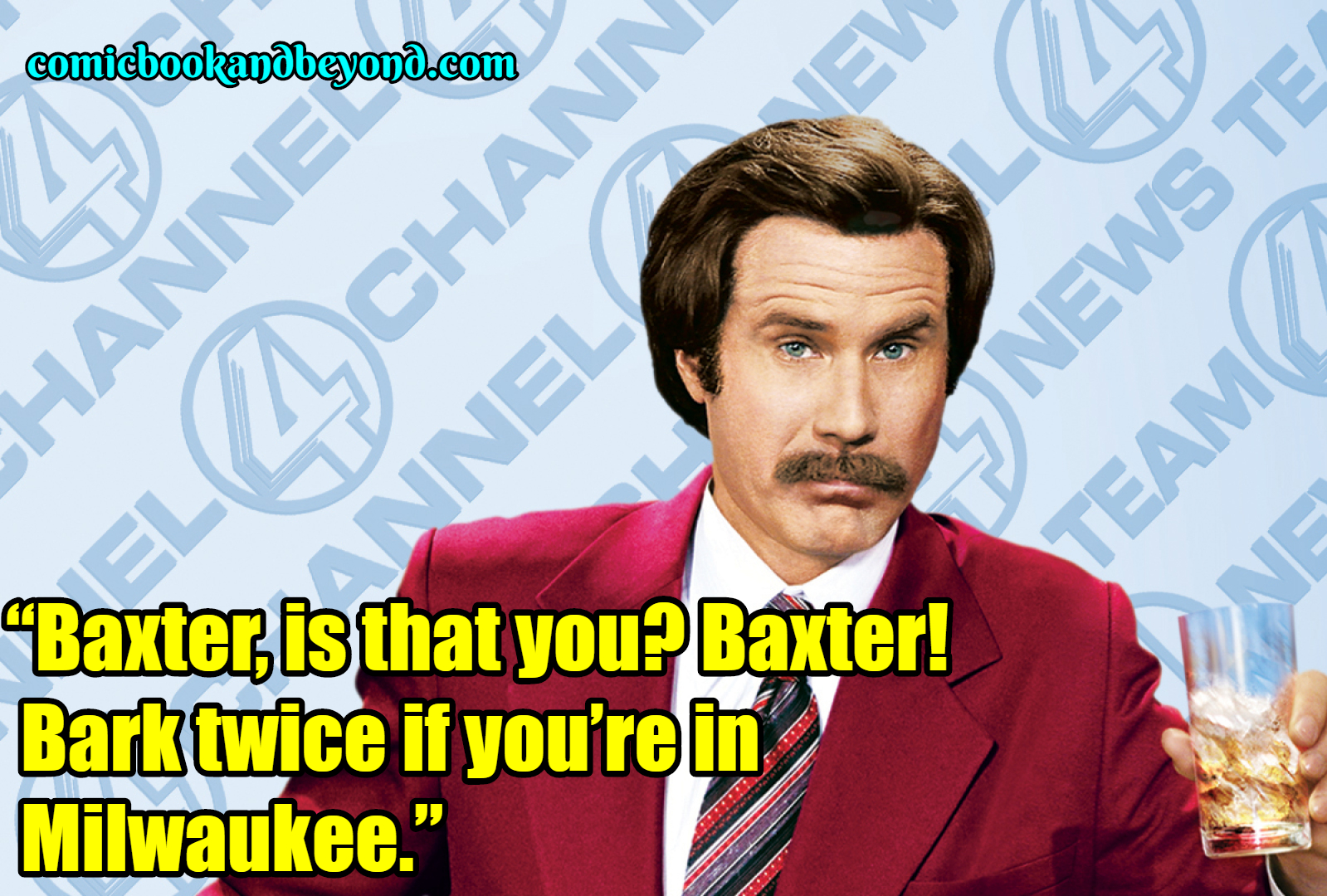 Anchorman The Legend of Ron BurgundyBest Quotes