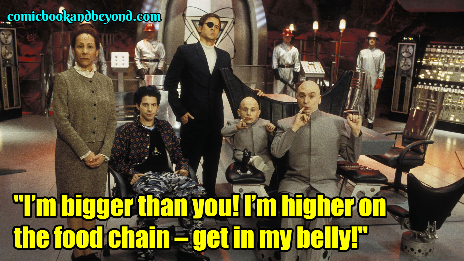 100 Austin Powers International Man Of Mystery Quotes That