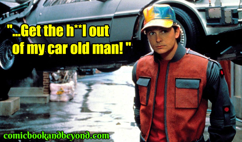 Back to the Future Part II famous quotes