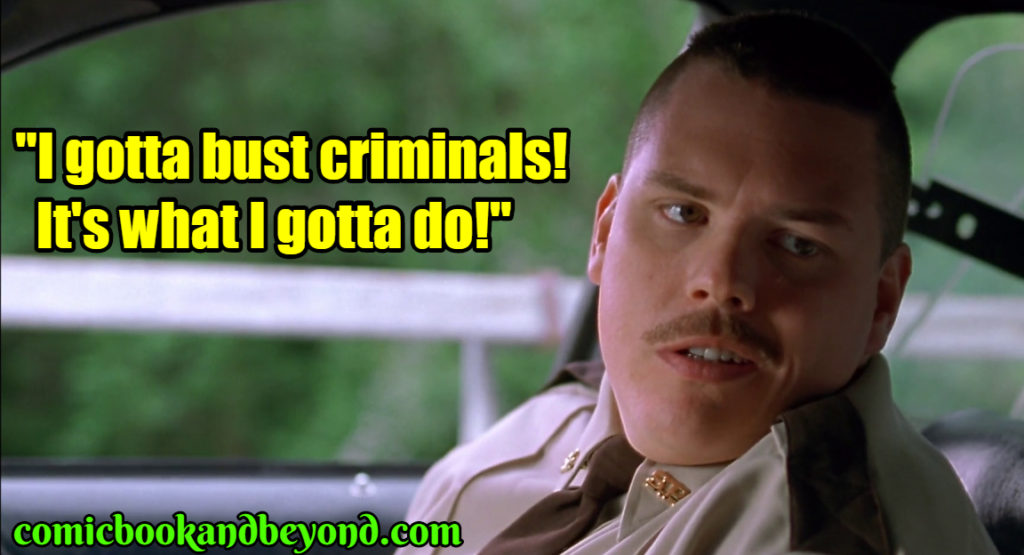 Billy Super Troopers famous quotes