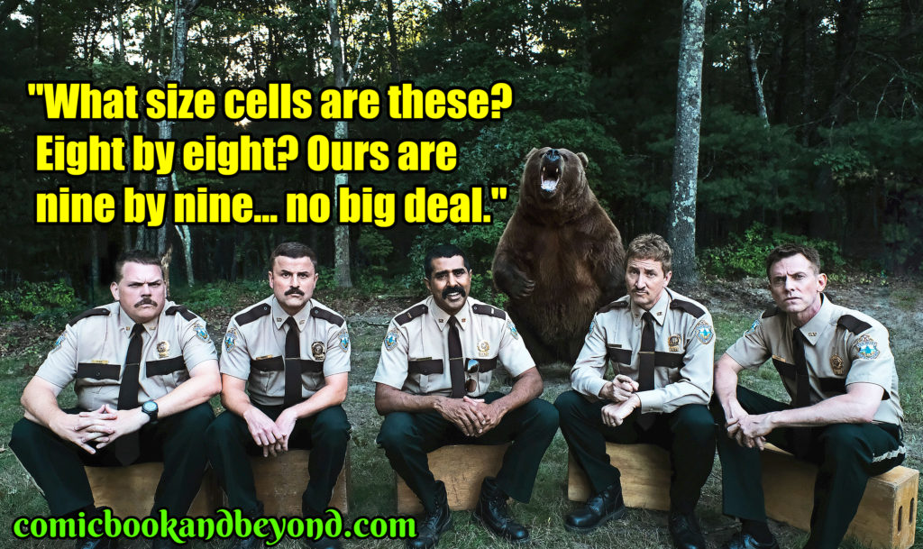 Billy Super Troopers popular quotes