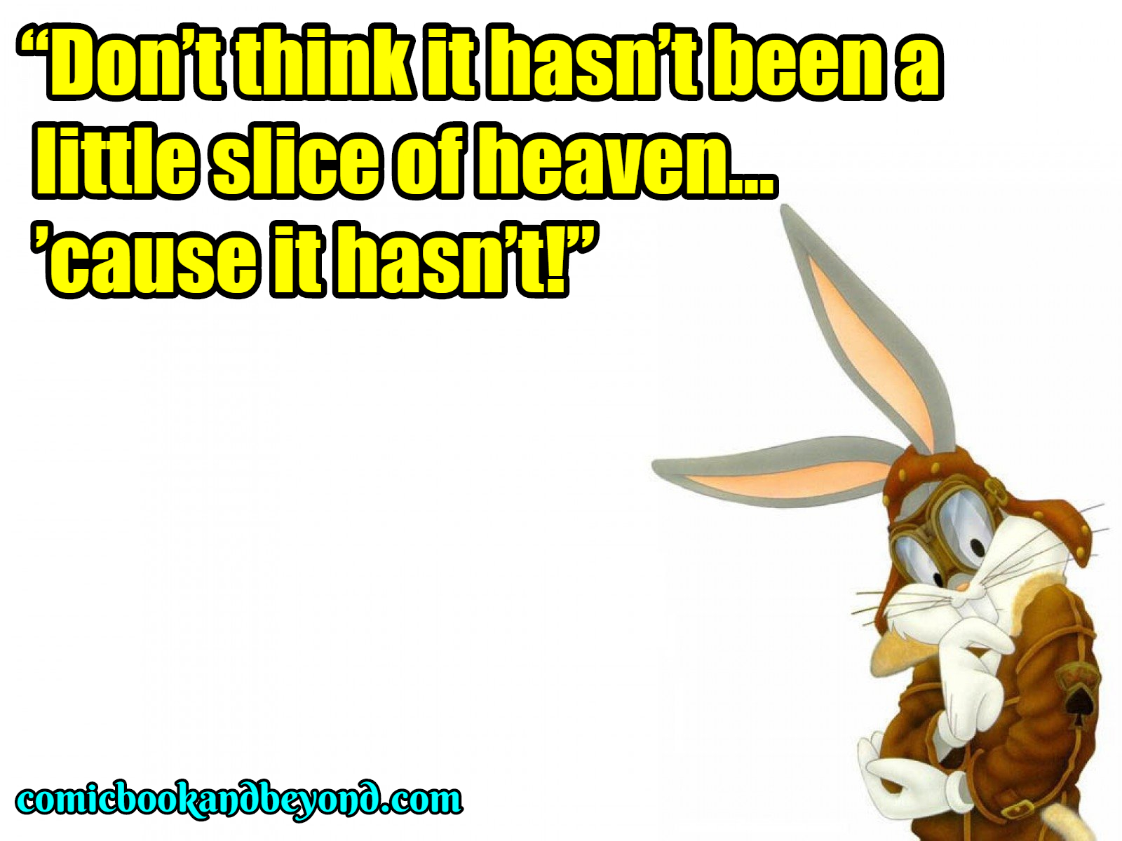 100+ Bugs Bunny Quotes that makes him the Amulet of WB