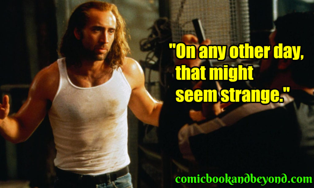 Con Air best quotes