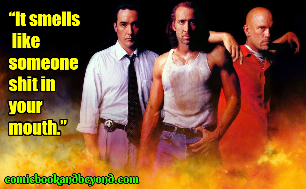 Con Air famous quotes
