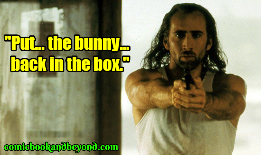 Con Air saying