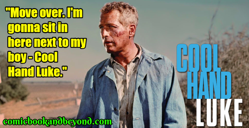 Cool Hand Luke best quotes
