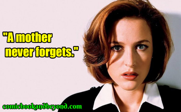 Dana Scully popular quotes