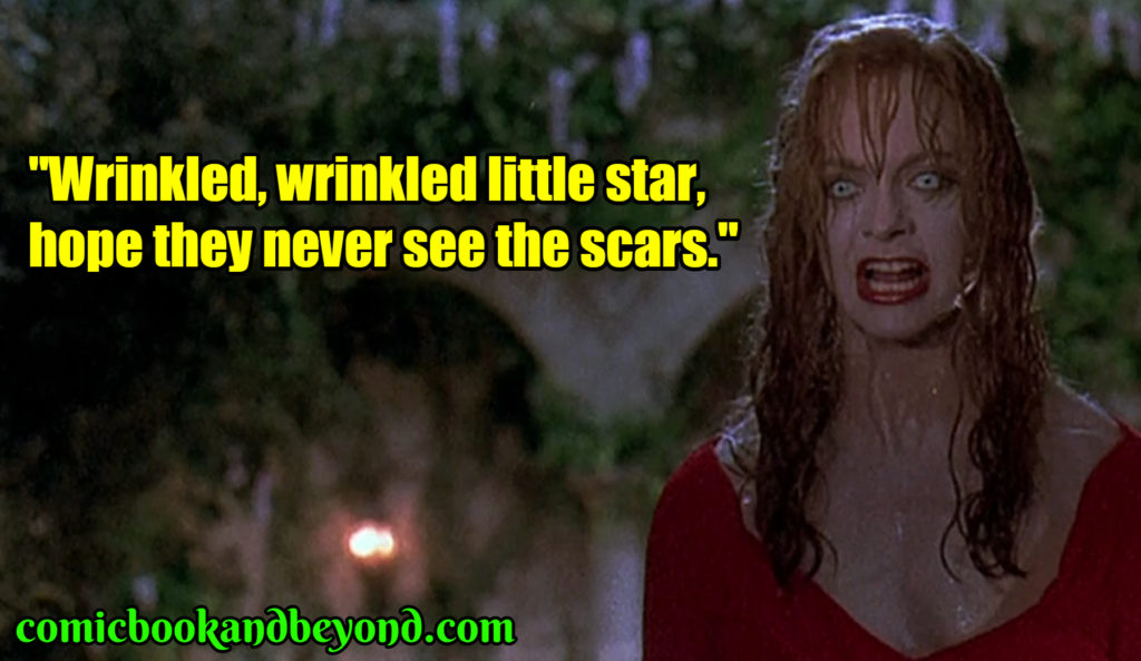 Death Becomes Her famous quotes