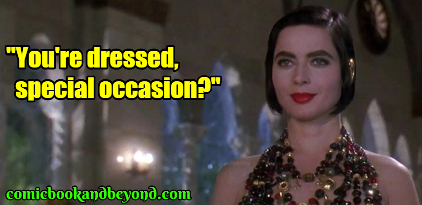 Death Becomes Her saying