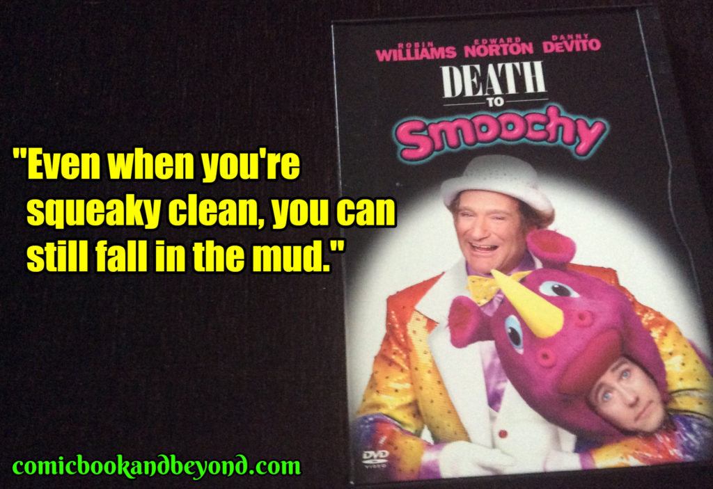 Death to Smoochy best quotes