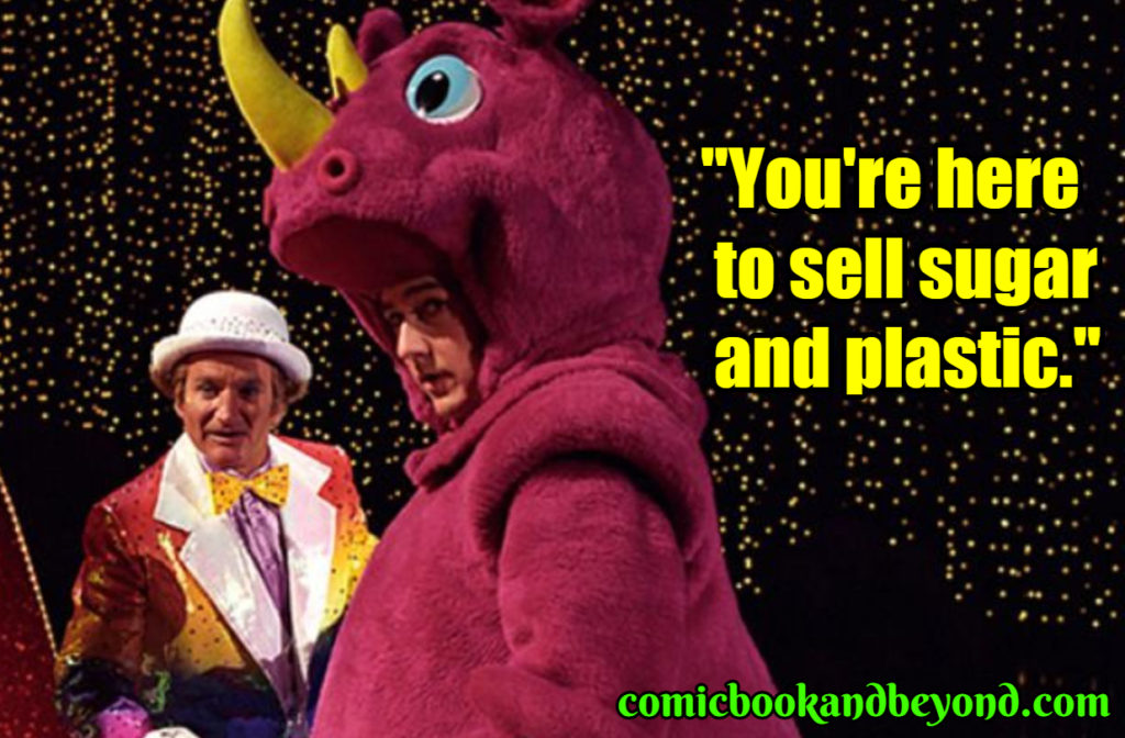 Death to Smoochy famous quotes