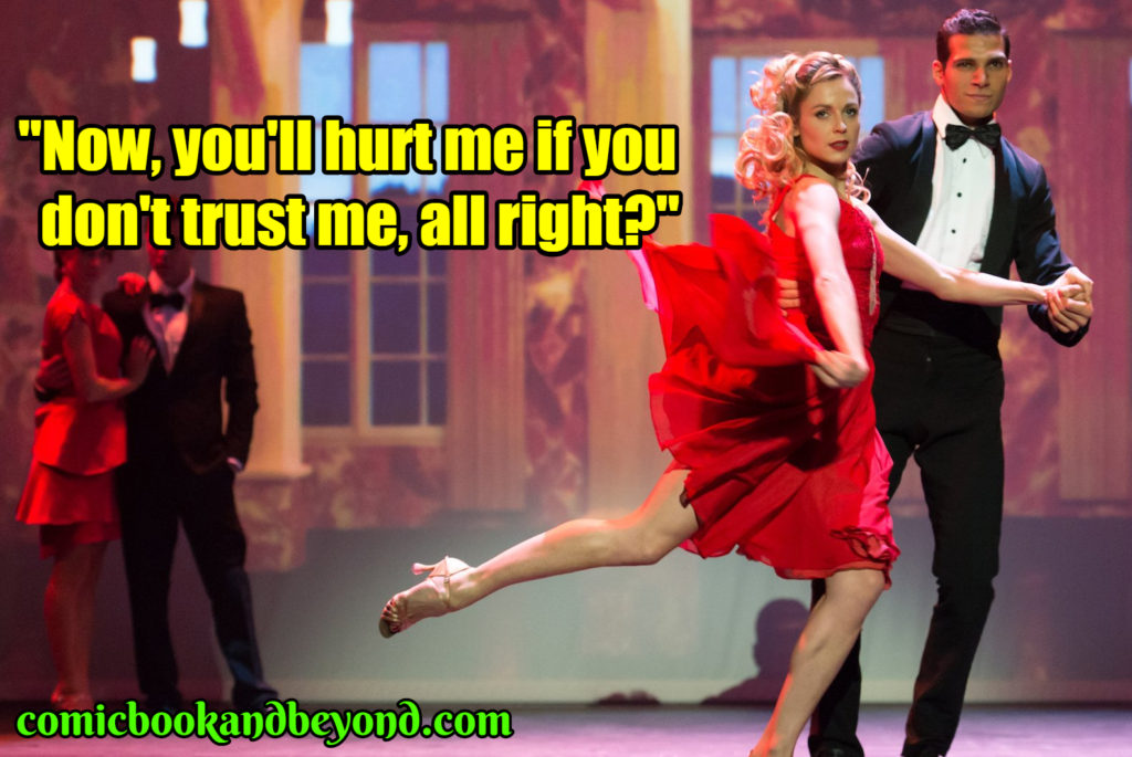 Dirty Dancing best quotes