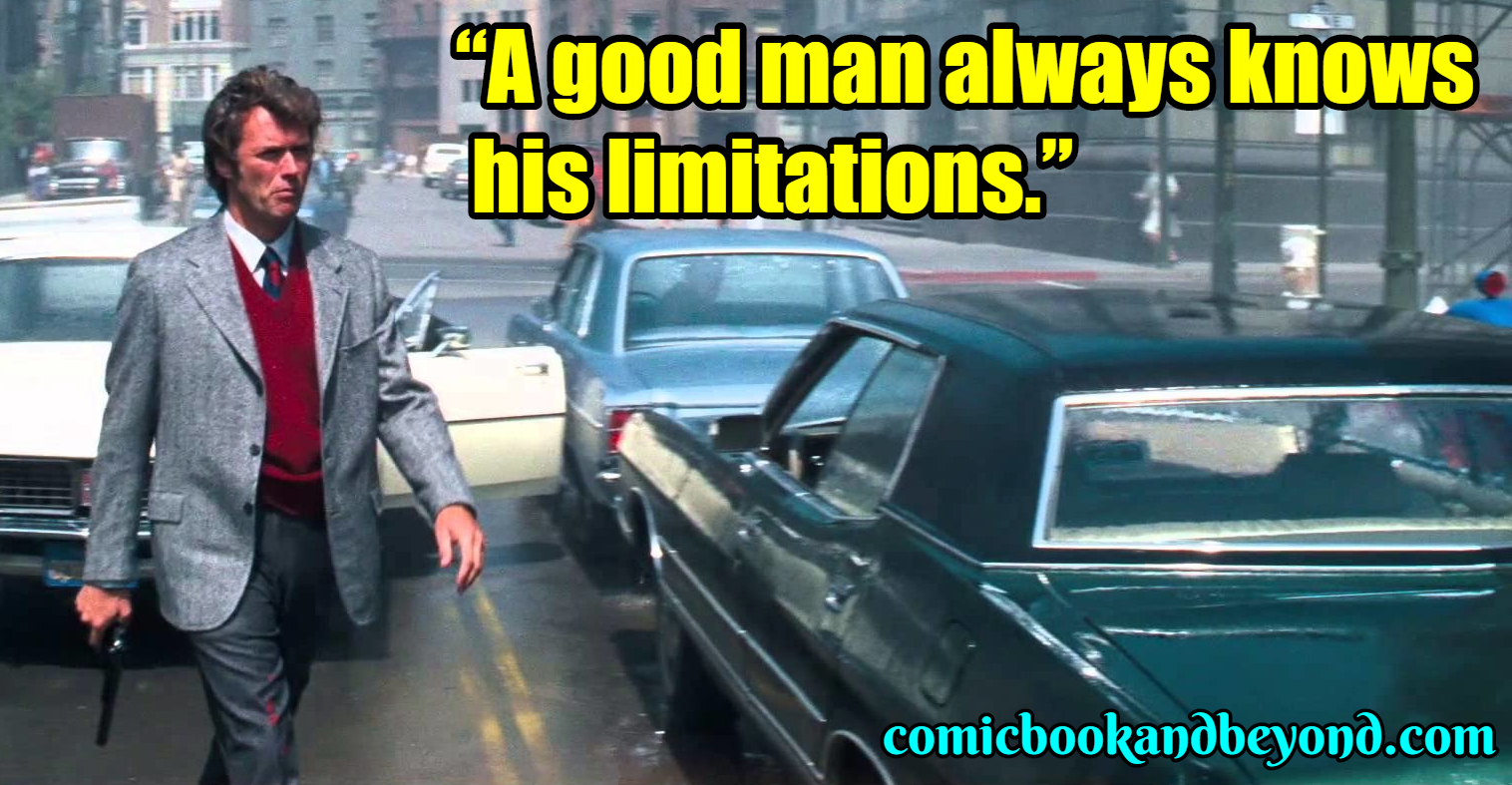 Dirty Harry popular quotes (3)