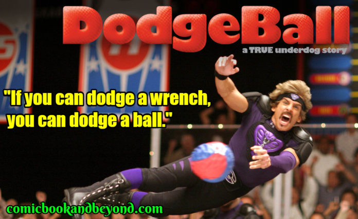 DodgeBall A True Underdog Story quotes