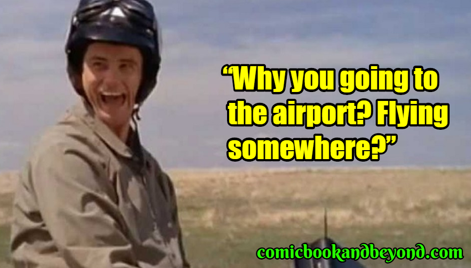 Dumb and Dumber famous quotes