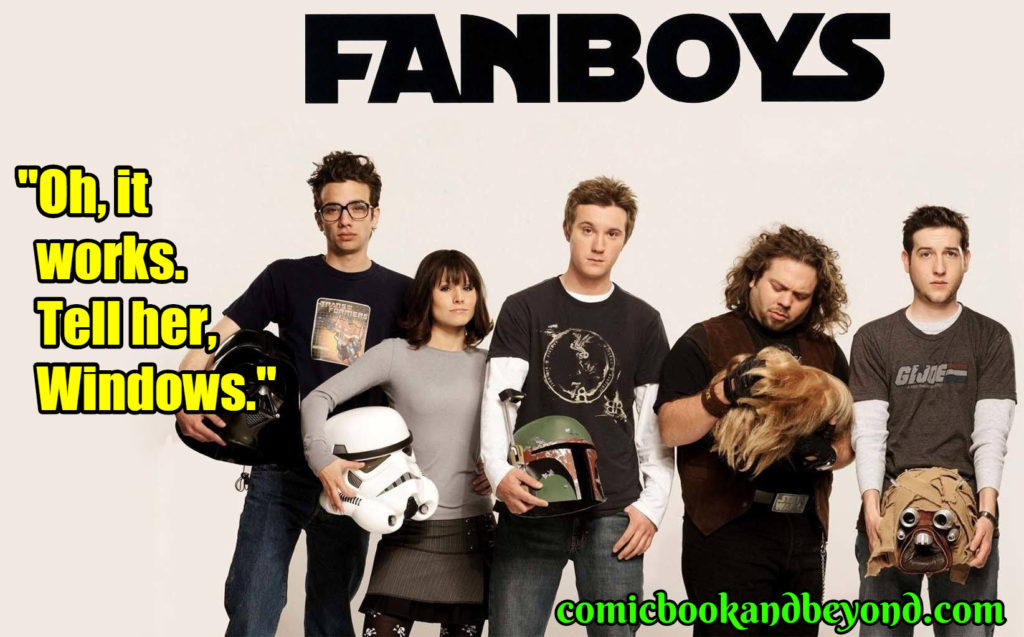 Fanboys popular quotes
