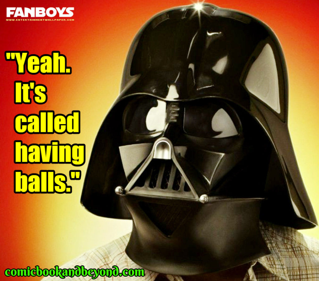 Fanboys quotes