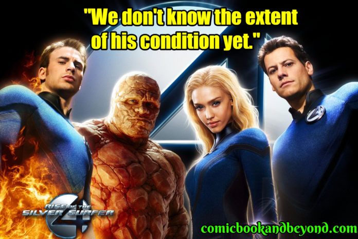 Fantastic Four Rise of the Silver Surfer popular quotes