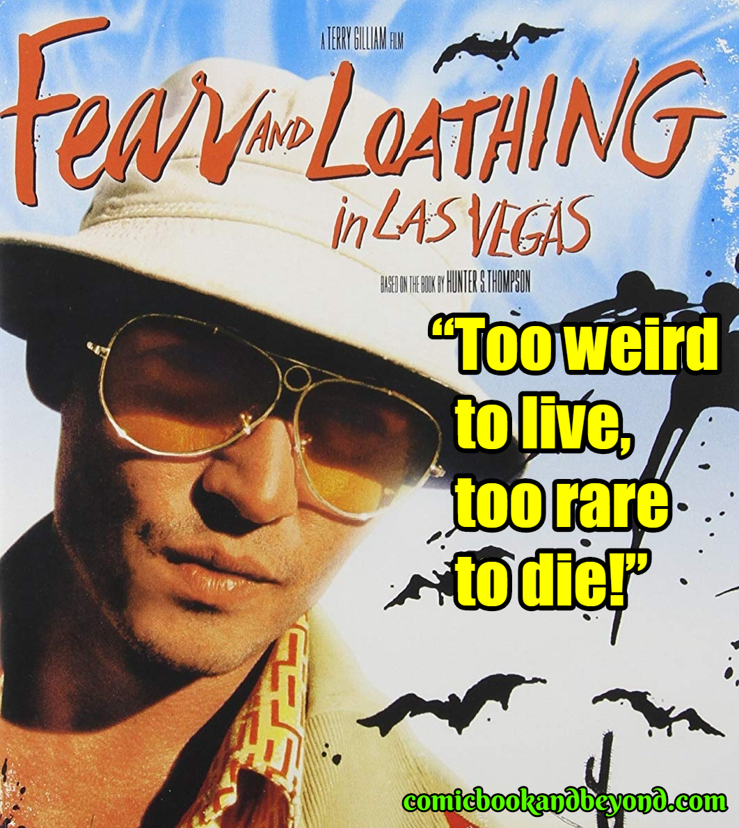 100 Fear And Loathing In Las Vegas Quotes From The 1998 American