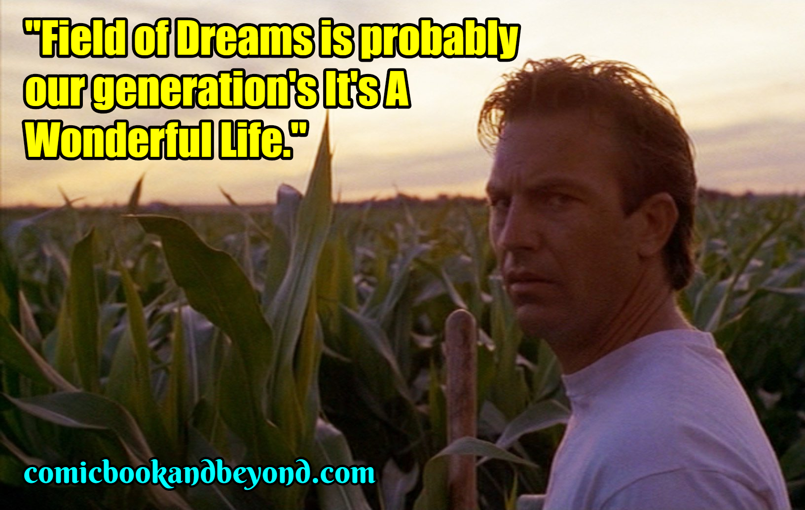 Field of Dreams' POPULART quotes (3)