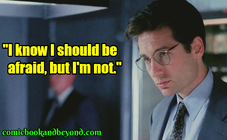Fox Mulder popular quotes