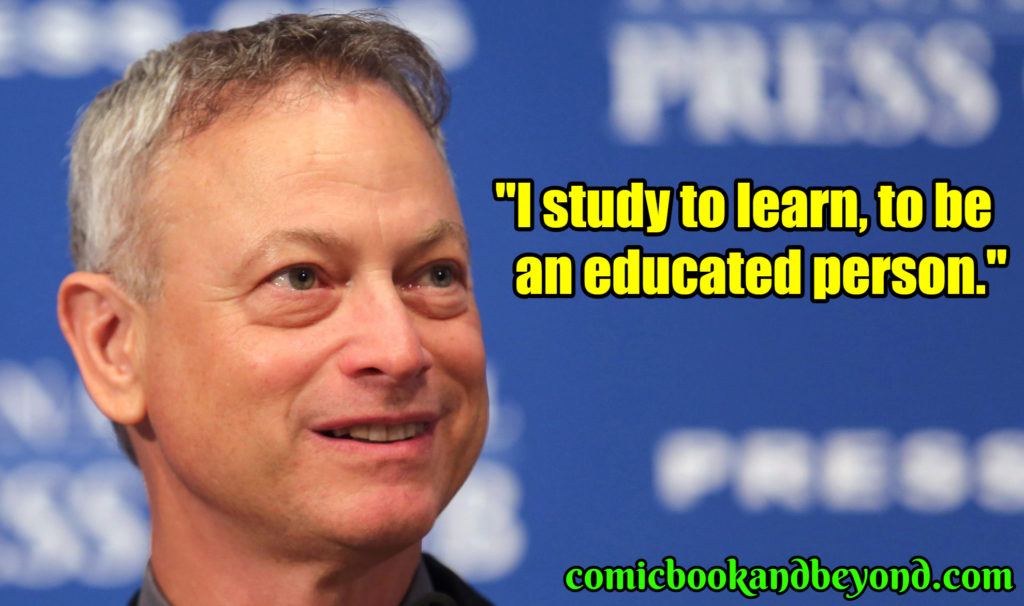 Gary Sinise best quotes