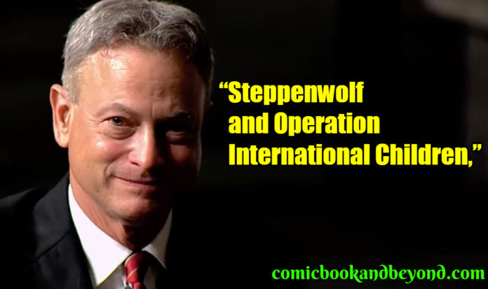 Gary Sinise famous quotes